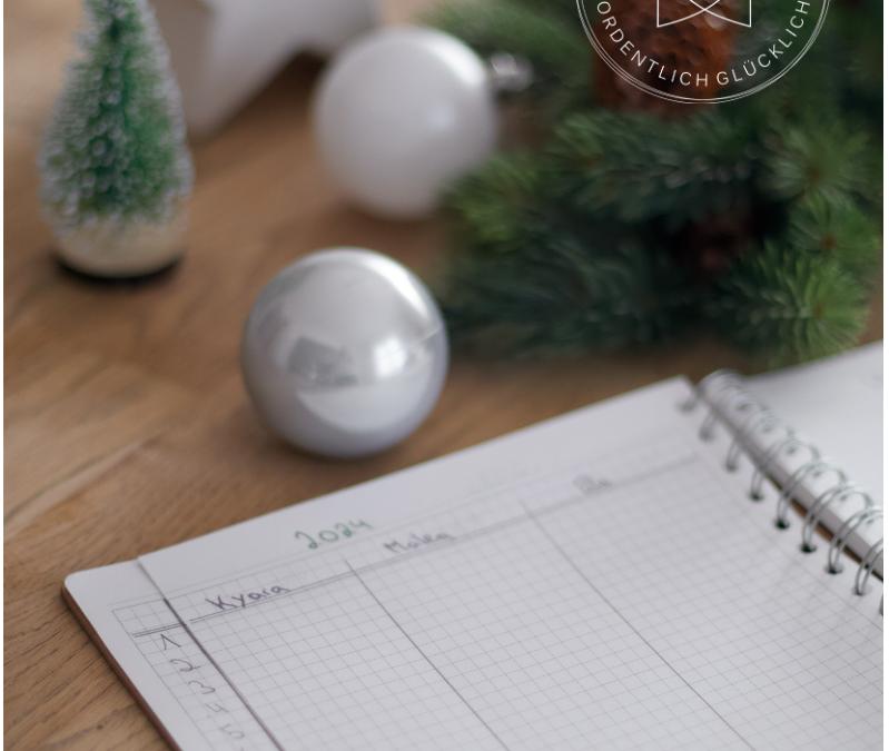 Einfach Weihnachten – stressfrei durch die Feiertage!
