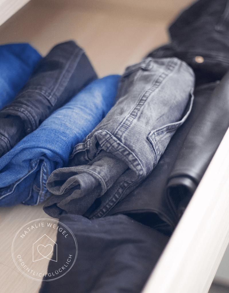 Garderobe vereinfachen