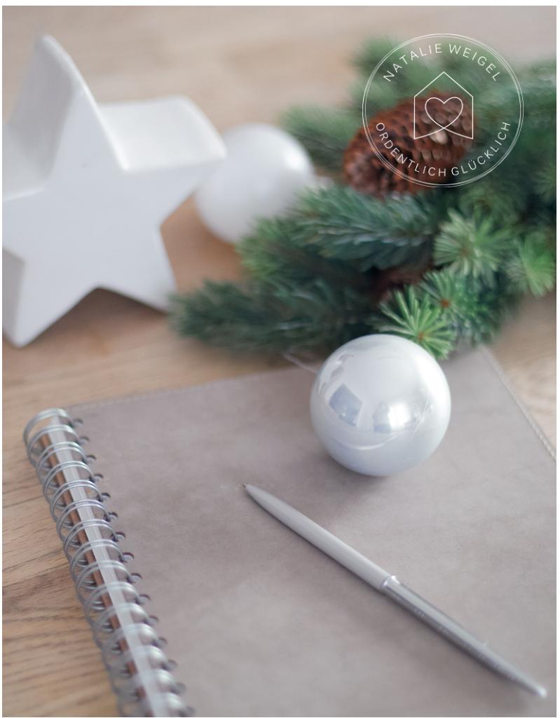 Weihnachtsplanner