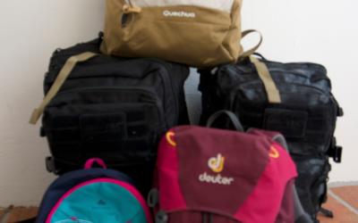 Fluchtrucksack für Familien – Was muss hinein?