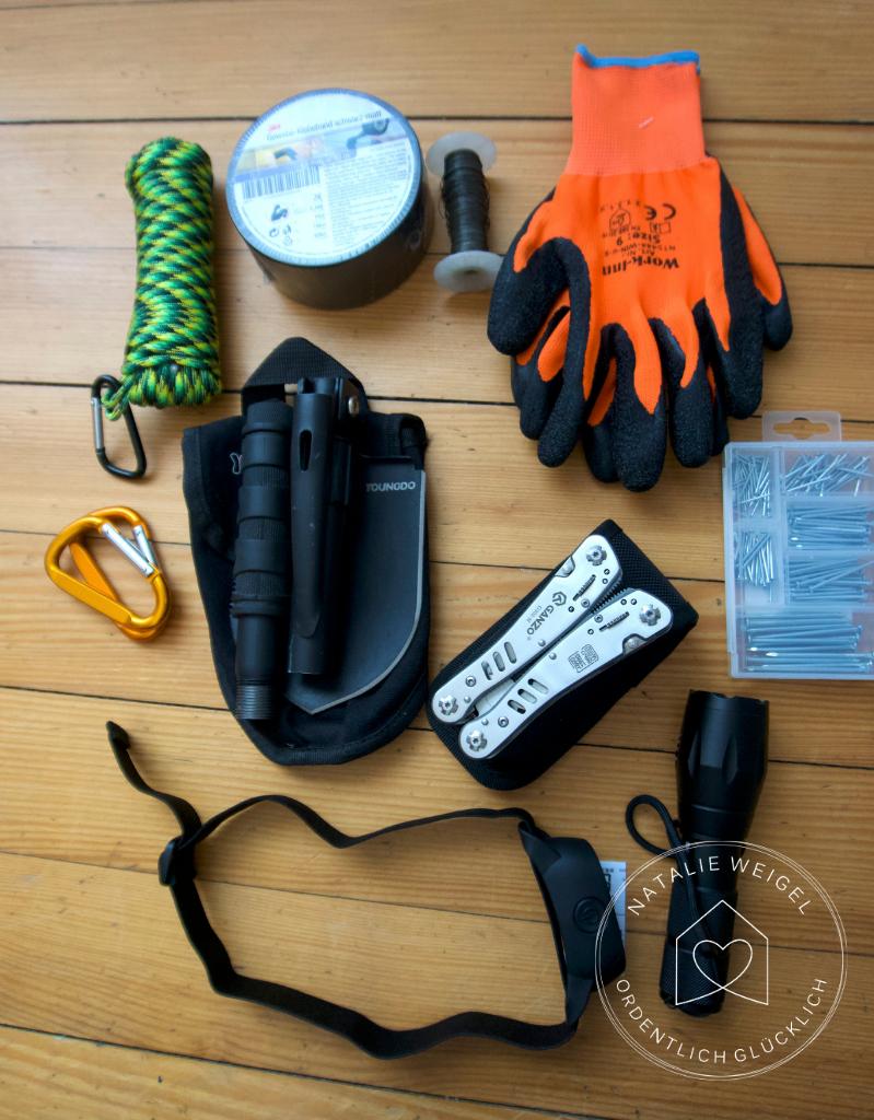 Notfallwerkzeug
