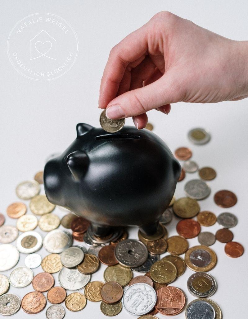 wie viel sparen