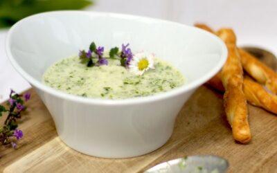 Rezept für Bärlauchsuppe ohne Kartoffeln – himmlisch lecker!