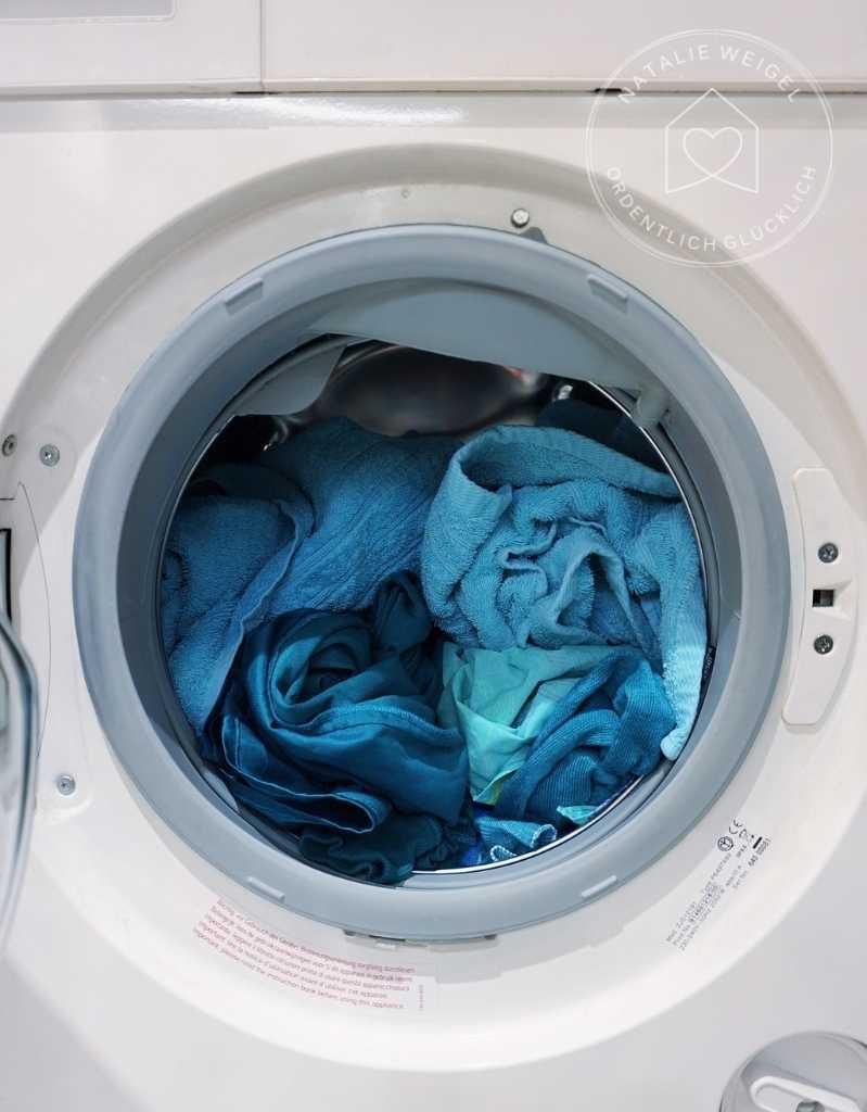 Tipps Wäsche waschen Flylady