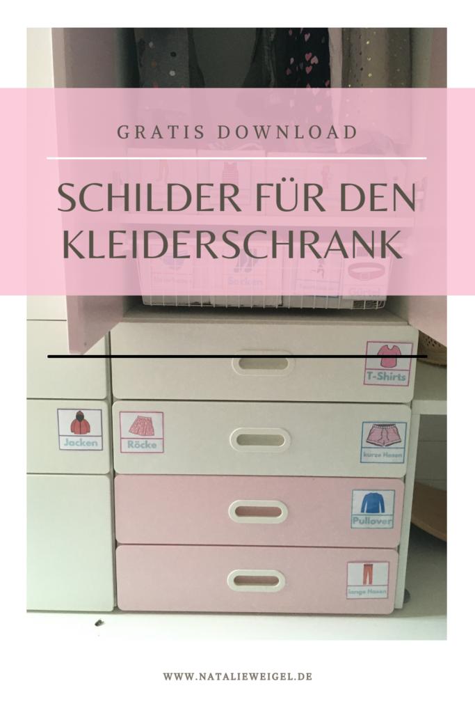 gratis download Schilder Kleiderschrank