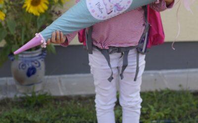 Back to School – Vorbereitungen und Ordnung schaffen für den 1. Schultag